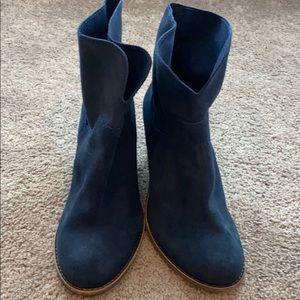 Splendid Marietta boots, navy